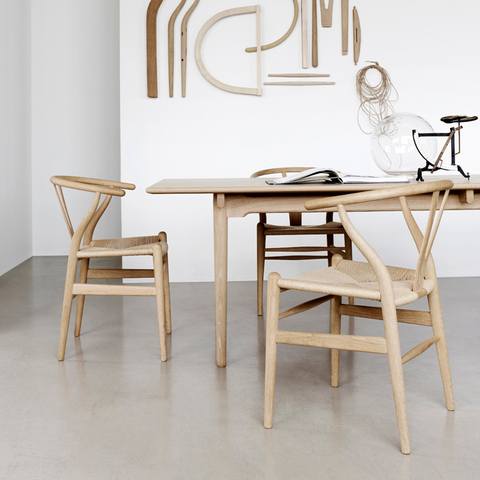 Carl Hansen - CH24 Wishbone Chair - Lekker Home