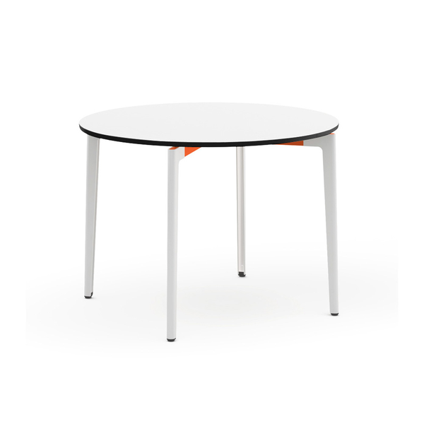 "Knoll - Stromborg Table Round 42"" - Lekker Home - 12"