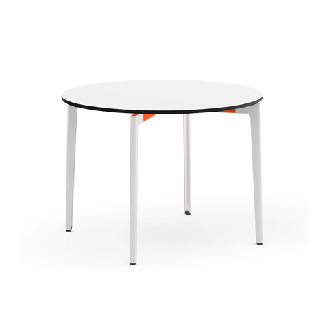 "Knoll - Stromborg Table Round 42"" - Lekker Home - 1"