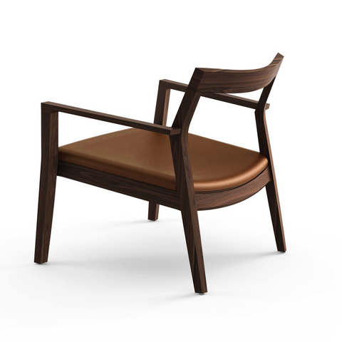 Knoll - Krusin Lounge Arm Chair - Lekker Home
