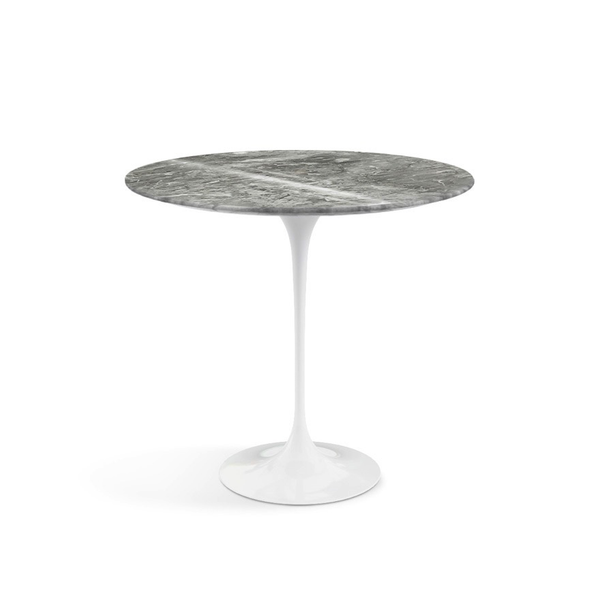"Knoll - Saarinen Side Table 22"" Oval - Lekker Home - 5"