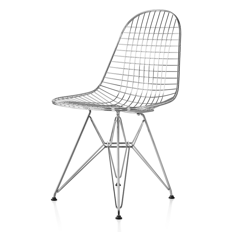 Eames Wire Chair By Herman Miller