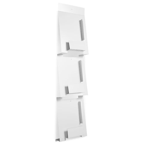 Blu Dot - 2D:3D Wall Magazine Rack - Lekker Home
