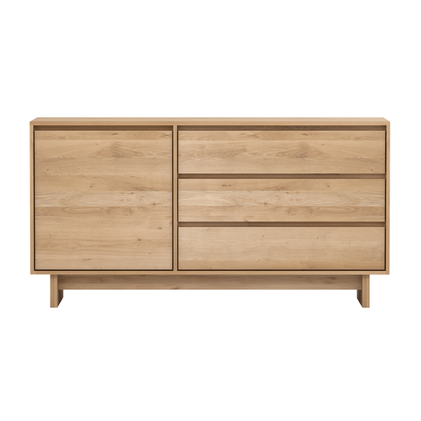 Ethnicraft NV - Wave Sideboard - Lekker Home - 8