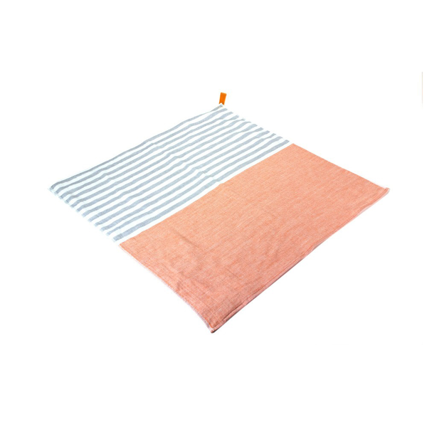 Yoshii Towel - Square Towel - Orange / One Size - Lekker Home