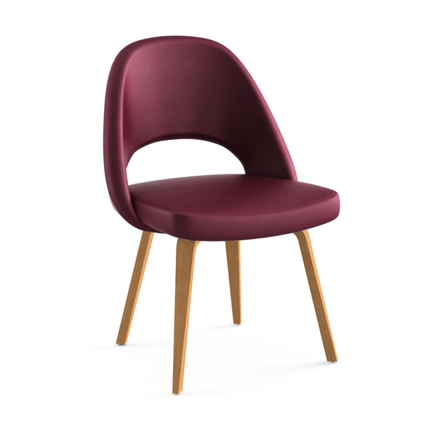 Knoll - Saarinen Executive Armless Chair - Lekker Home - 49