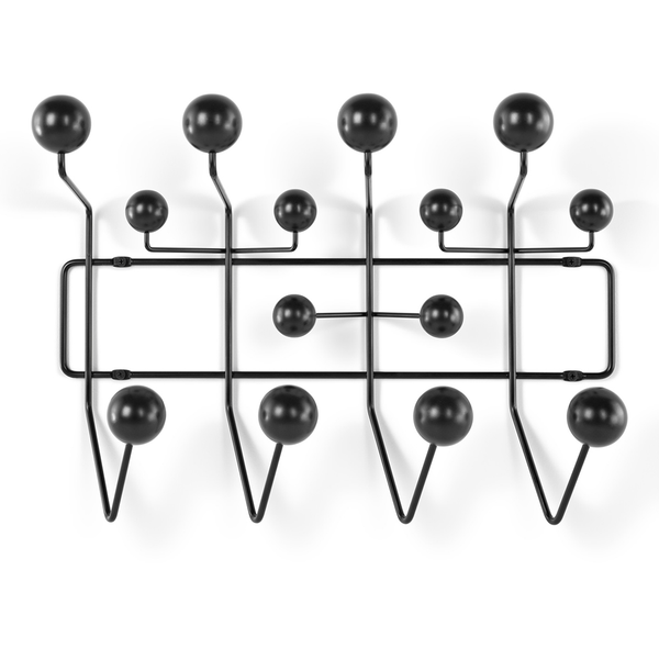 Herman Miller - Eames® Hang-It-All - Black / Black - Lekker Home