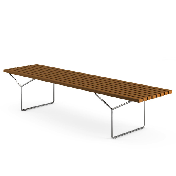 Knoll - Bertoia Bench Outdoor - Lekker Home - 3