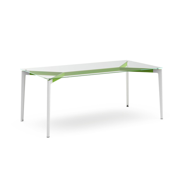 "Knoll - Stromborg Table 72"" - Lekker Home - 9"