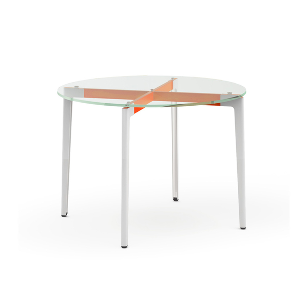 "Knoll - Stromborg Table Round 42"" - Lekker Home - 10"