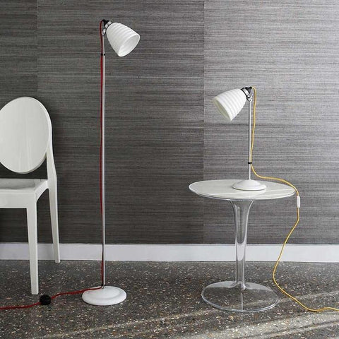 Original BTC - Hector Bibendum Floor Lamp Red Cord - Lekker Home