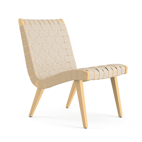 Knoll - Risom Armless Lounge Chair - Lekker Home - 8