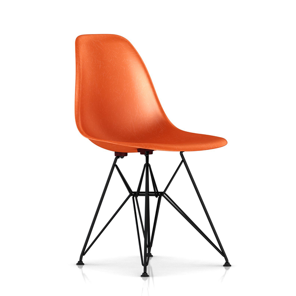 Herman Miller - Eames® Molded Fiberglass Side Chair - Wire Base - Lekker Home - 17