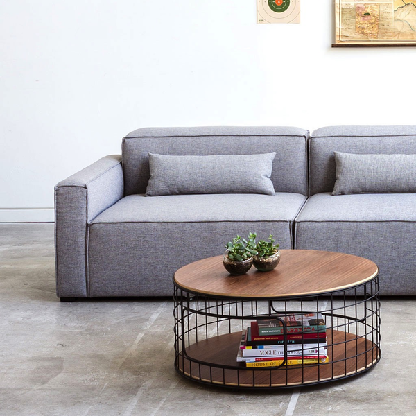 Gus Modern - Mix Modular 2 Piece Sofa - Lekker Home - 2