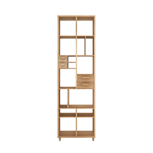 Ethnicraft NV - Pirouette Bookcase - Lekker Home