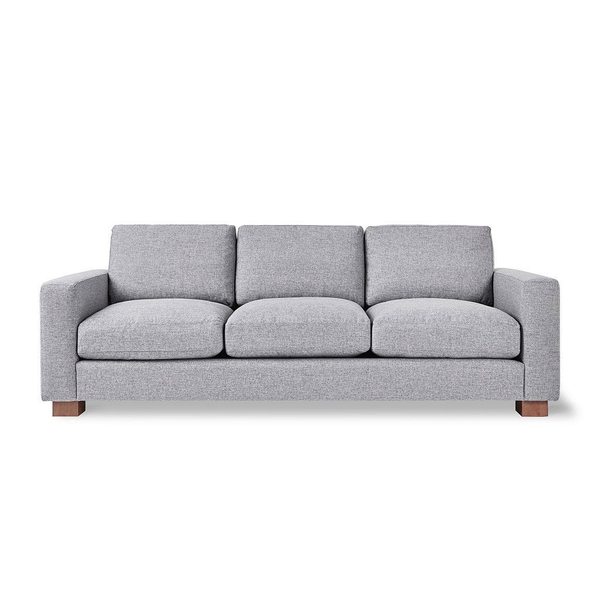 Gus Modern - Parkdale Sofa - Parliament Stone / One Size - Lekker Home