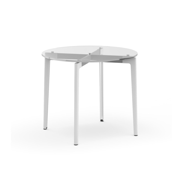 "Knoll - Stromborg Table Round 36"" - Lekker Home - 7"