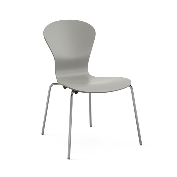 Knoll - Sprite Armless Stacking Chair - Lekker Home