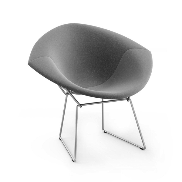 Knoll - Bertoia Diamond Chair with Full Cover - Lekker Home - 11