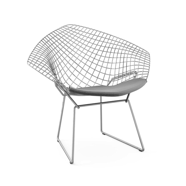 Knoll - Bertoia Diamond Chair - Lekker Home - 25