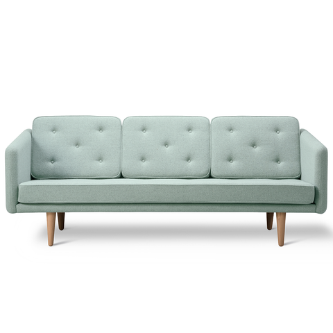 Fredericia - No. 1 3-Seater Sofa - Lekker Home