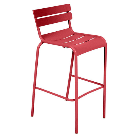 Luxembourg High Bar Stool (Set of 2)