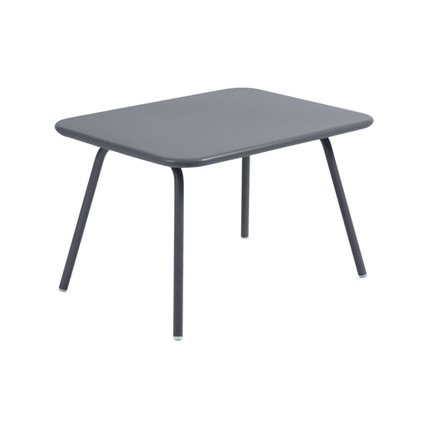 Fermob - Luxembourg Kid Table - Anthracite / One Size - Lekker Home