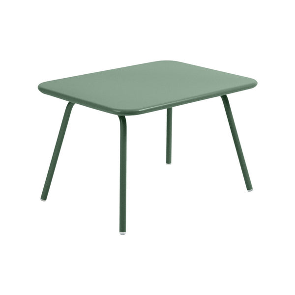 Fermob - Luxembourg Kid Table - Cedar Green / One Size - Lekker Home