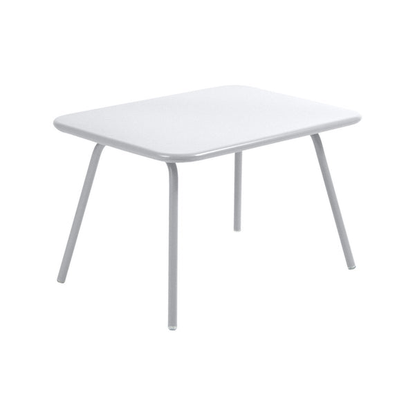 Fermob - Luxembourg Kid Table - Cotton White / One Size - Lekker Home