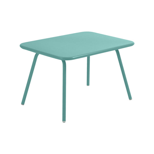 Fermob - Luxembourg Kid Table - Lagoon Blue / One Size - Lekker Home