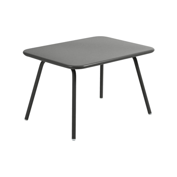 Fermob - Luxembourg Kid Table - Liquorice / One Size - Lekker Home