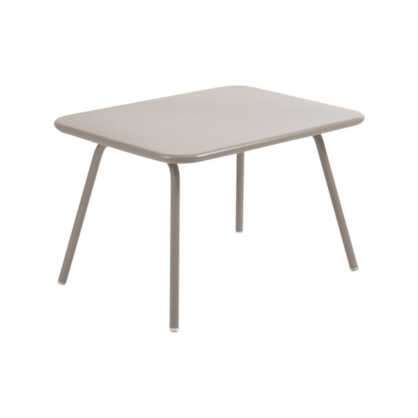 Fermob - Luxembourg Kid Table - Nutmeg / One Size - Lekker Home