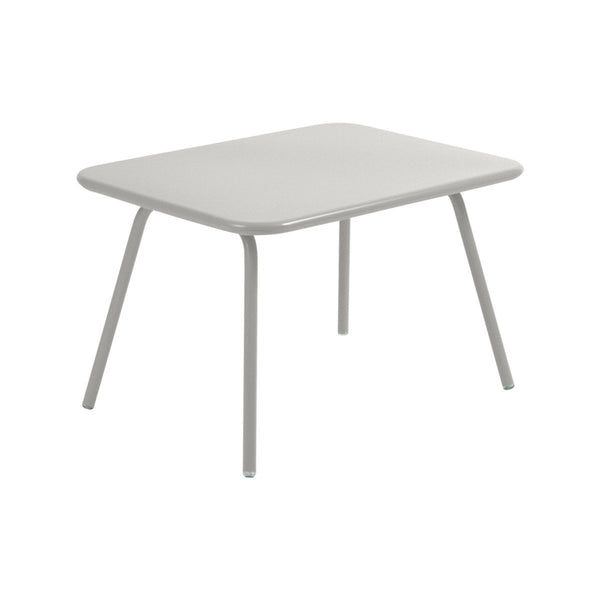 Fermob - Luxembourg Kid Table - Steel Grey / One Size - Lekker Home