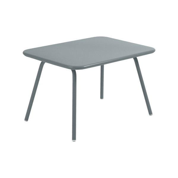 Fermob - Luxembourg Kid Table - Storm Grey / One Size - Lekker Home