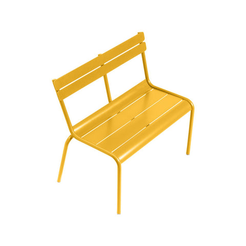 Fermob - Luxembourg Kid Bench - Honey / One Size - Lekker Home
