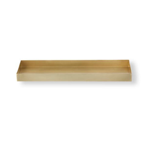 Ferm Living - Brass Office Tray - Lekker Home