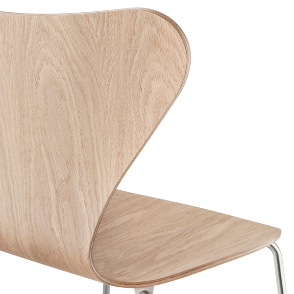 Fritz Hansen - Series 7 Side Chair - Wood - Lekker Home - 3