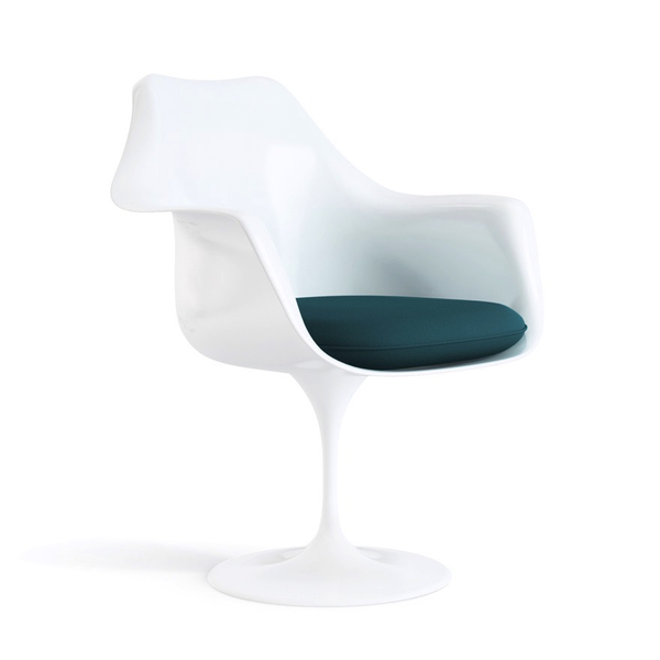 Knoll - Tulip Arm Chair - Lekker Home - 29