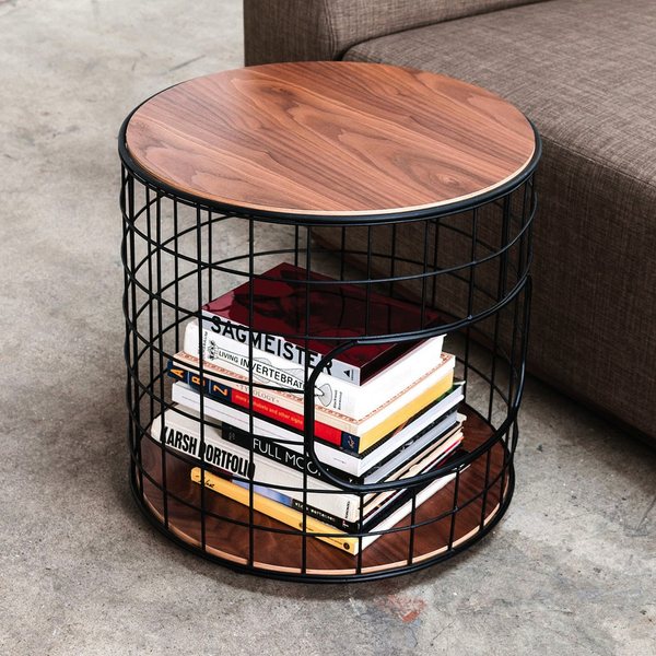 Gus Modern - Wireframe End Table - Lekker Home