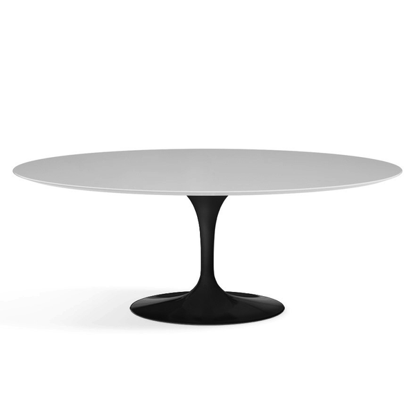"Knoll - Saarinen Dining Table 78"" Oval - Lekker Home - 7"