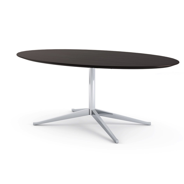 Knoll - Florence Knoll Table Desk Oval - Lekker Home - 9