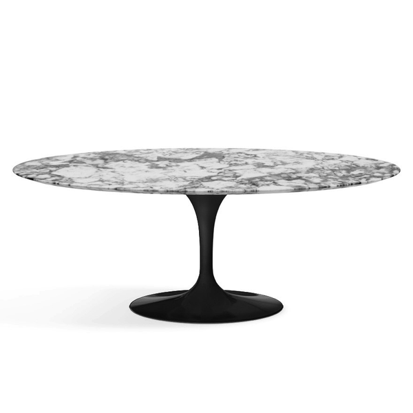 "Knoll - Saarinen Dining Table 78"" Oval - Lekker Home - 9"