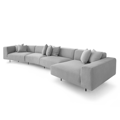 Bensen - Endless Sofa - Auro 91 / Right Facing - Lekker Home