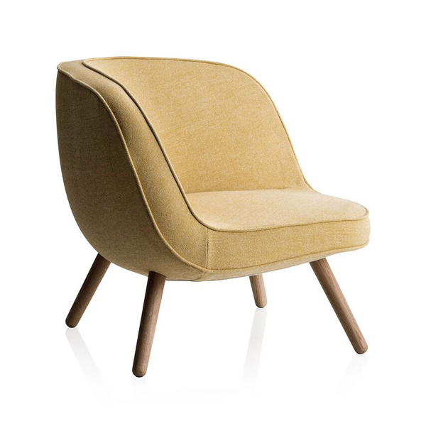 Fritz Hansen - Via 57™ Lounge Chair - Lekker Home - 2