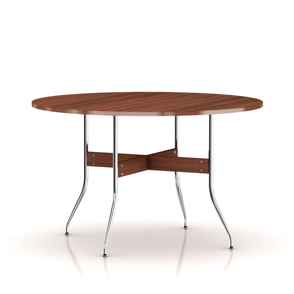 Herman Miller - Nelson™ Swag Leg Dining Table Round - Lekker Home - 6