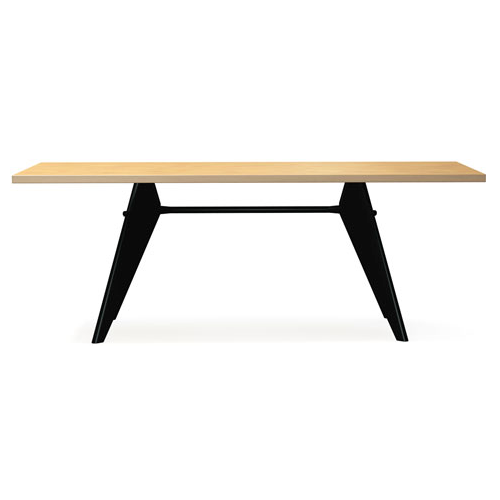 Vitra - EM Table - Wood - Lekker Home - 7