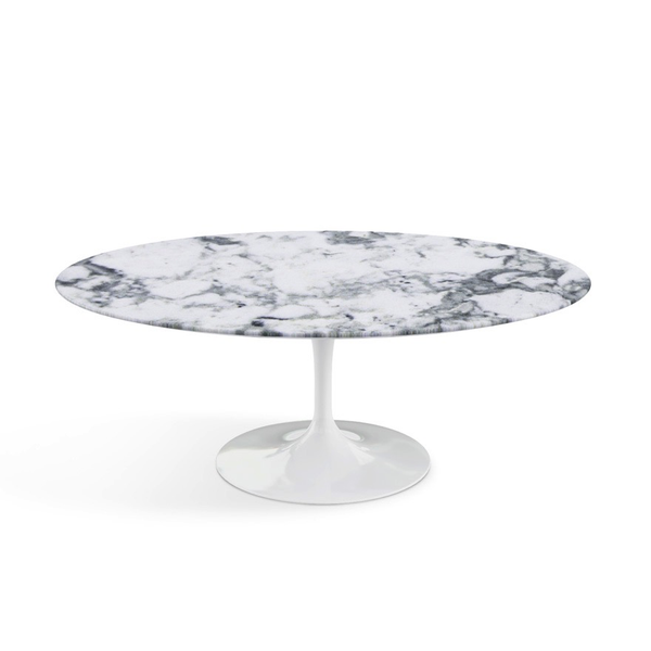 Knoll - Saarinen Coffee Table Oval - Lekker Home - 15