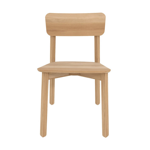 Ethnicraft NV - Casale Dining Chair - Default - Lekker Home