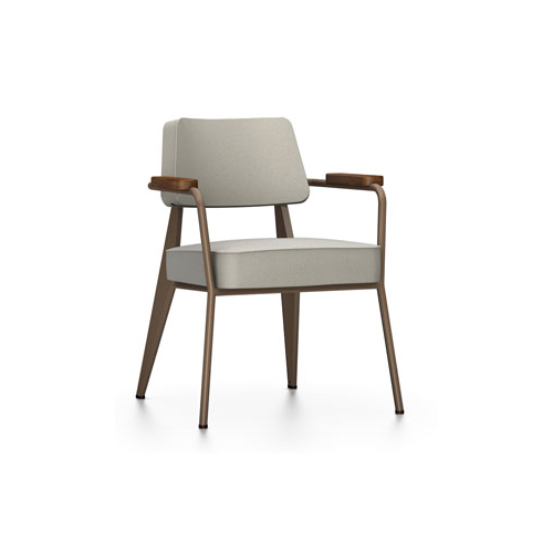 Vitra - Fauteuil Direction - Lekker Home - 7