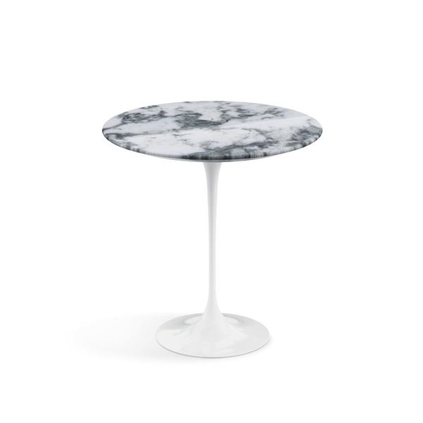 "Knoll - Saarinen Side Table 20"" Round - Lekker Home - 12"